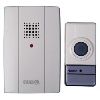 Ellies Wireless Digital Doorbell BDBWS4
