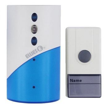 Ellies Wireless Digital Doorbell BDBWS5