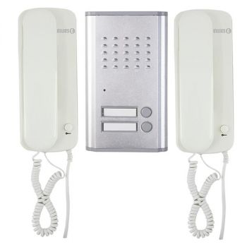 Ellies Intercom Doorbell 2x Handset BDPO2